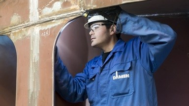 Damen Shiprepair & Conversion - Vision