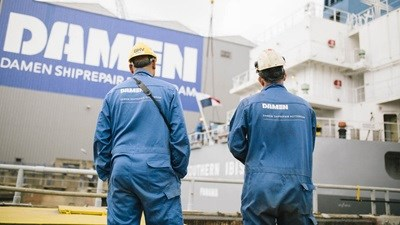 Damen Shiprepair & Conversion