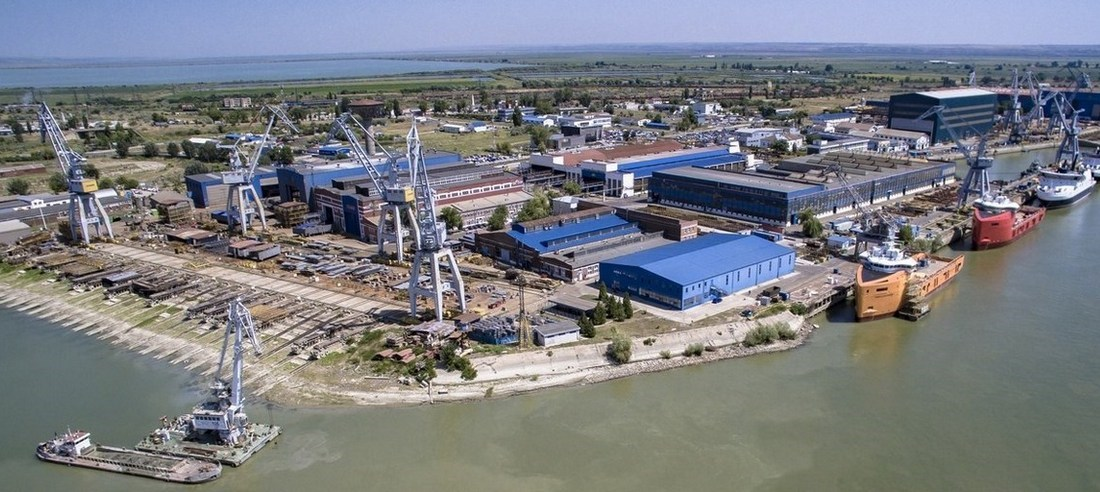Damen Shipyards Galati