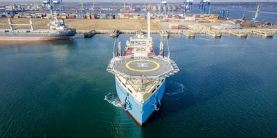 "Offshore Carrier 8500 ""Maersk Connector"""