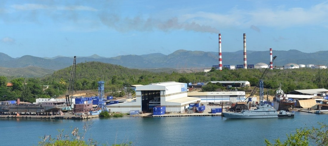 Damex Shipbuilding & Engineering Cuba