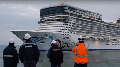 Refit & maintenance of 'Norwegian Epic' cruise ship
