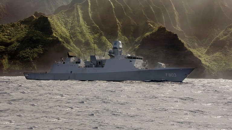DSVl contract to modernise and upgrade the propeller shaft lines and generator sets of four Air Defence and Command Frigates