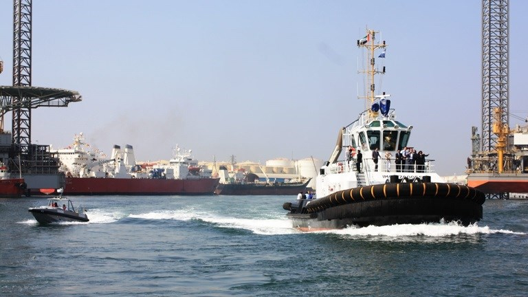 The Damen Experience that took place at Damen Shipyards Sharjah, UAE,  has been a big success