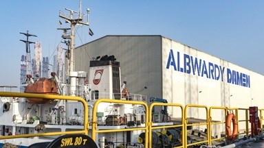 To further strengthen its position as a high quality provider of ship repair services, Albwardy Damen will construct a new office and workshop facility in Dubai Maritime City