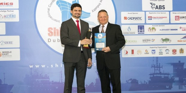 Albwardy Damen is very proud to have received two shipyards awards.