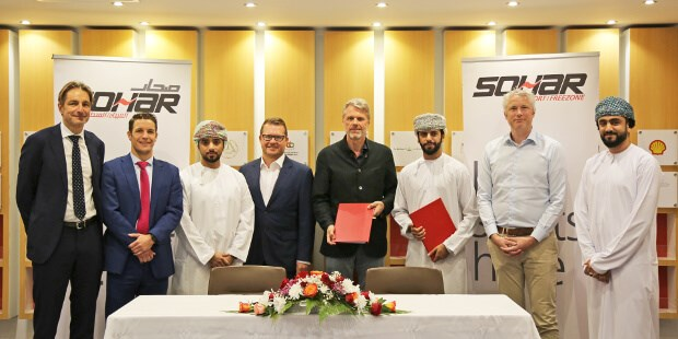 albwardy damen opens repair workshop in sohar, oman preview