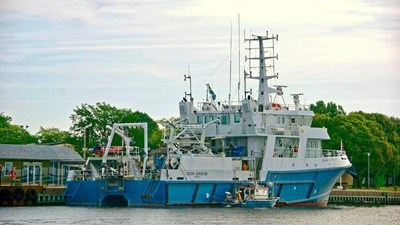 survey and research vessel 'ocean surveyor' gallery