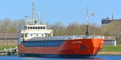 Excellent services and facilities have contributed to Wijnne Barends choosing to return to Damen Maaskant Shipyards Stellendam for repair work to 'Lady Nona'.