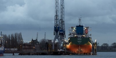 Damen Shiprepair & Conversion has completed maintenance and surveys on four bulk carriers for CN Bulkers