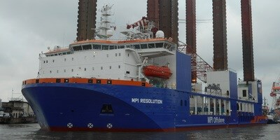 'MPI Resolution' comes to Damen Shiprepair Rotterdam
