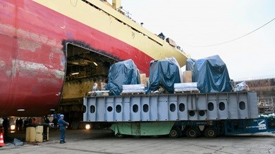 DSDu has completed a lengthy and complex project to convert a dredger from diesel-electric burning MGO to dual-fuel LNG/MGO propulsion