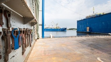 Damen Maaskant Shipyards Stellendam main markets