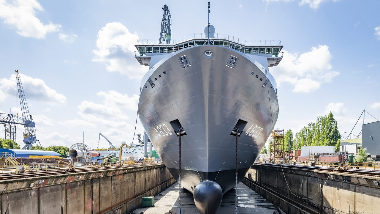 DSAm Karel Doorman