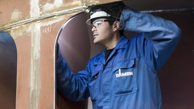 Damen Shiprepair Rotterdam People