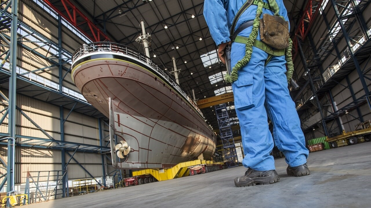 Damen Shiprepair Vlissingen